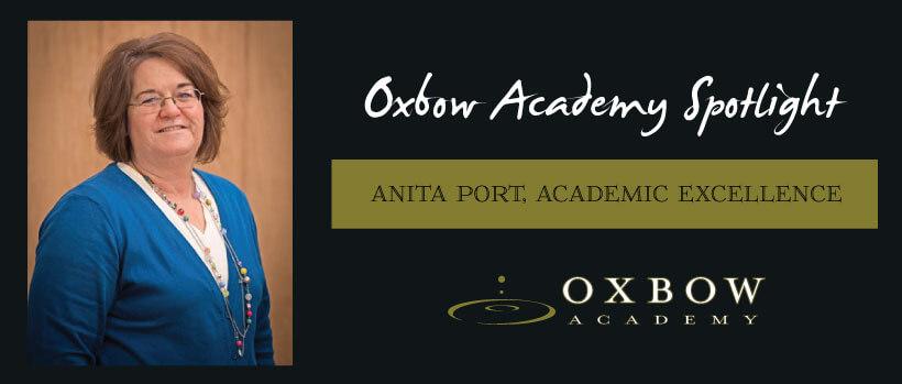 Anita port Academic Excellence