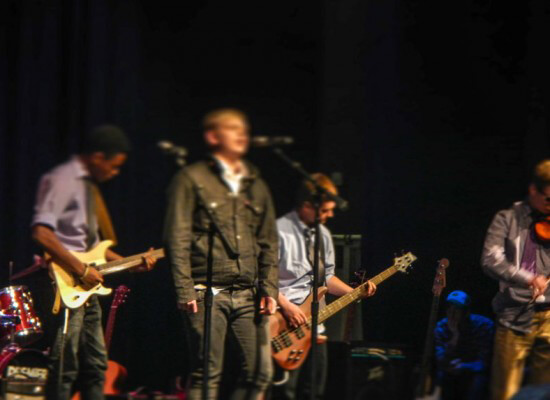 Battle of the Bands and Overcoming Stage Fright