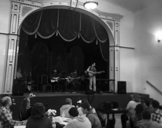 Oxbow band parent seminar