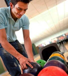 Oxbow Academy bowling