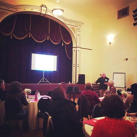 Shawn Parent Seminar Oxbow
