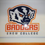 Snow College Tour Sign