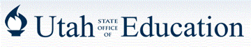 Utah State Office of Ed accreditation